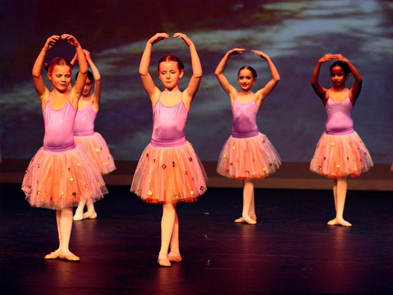 kids ballet kinder